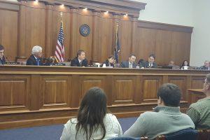 Good News! SB 826 Passes Senate Ed. Committee